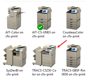 What is my Default Printer and how do I Change it? | ADMIN IT